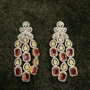Jewelry - American Diamond earrings